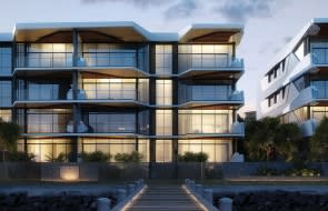 Barca Bulimba: Waterfront off-the-plan apartments Brisbane
