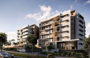 Bellevue The Glades: Apartments on The Glades Golf Course in Robina
