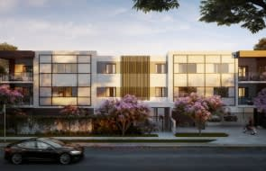 Carlos Residences: Boutique new apartments in Kedron