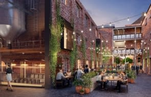 Caydon Property Moves Forward on Malt District Development in Yarra