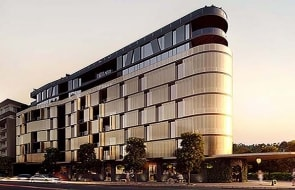 Fabric Apartments Modern Lux in old Brisbane