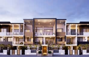 Renovaré: Apartments and town homes in Yeronga