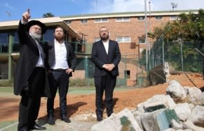 Construction begins on FREE shule