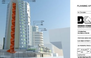 Preston grows up > 6-34 High Street planning application