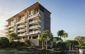 La Riviere: Boutique new apartments with private marina