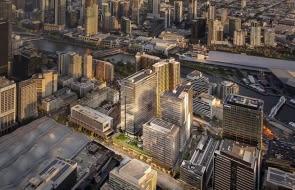 Lendlease pockets $550m for Melbourne Quarter tower