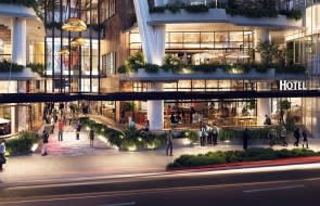 Mary Lane Will Be Brisbane's New Retail, Dining and Accommodation Precinct