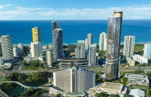 Sales soar at Gold Coast's Star Casino tower