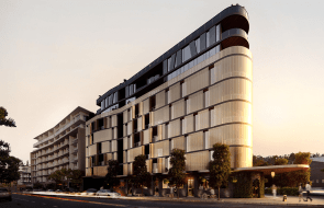 Pointcorp's Fabric set to be a striking new addition to Teneriffe