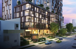 Luxury apartment tower Icon Milton development announced