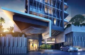Enjoy the luxuries of beachfront living at Northcliffe Residences