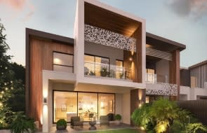 Vue Terrace Homes in Robina are so popular there's a waitlist