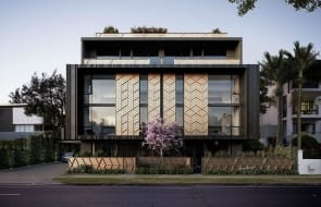Zahra apartments: Boutique luxury apartments in New Farm