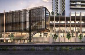 Walker Corp kicks off $2b Parramatta project
