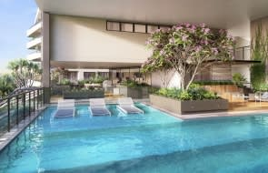 Waves of interest for new $65 million beachside project at Buddina