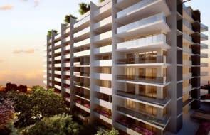 Futuristic apartment development  continues Mascot's residential revival