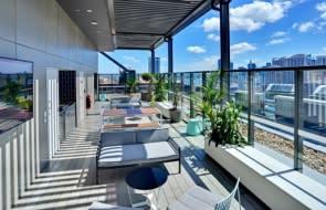 Concierge, goji salads and rooftop pools: Student housing goes upmarket