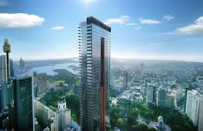 Work begins on Sydney's tallest residential tower