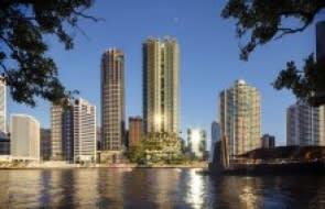 Construction to begin soon on Brisbane residential tower 443 Queen Street