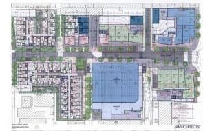 EBV East Brunswick Village floor plans
