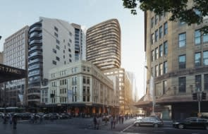 Home of David Jones' famous food hall to get $300m makeover