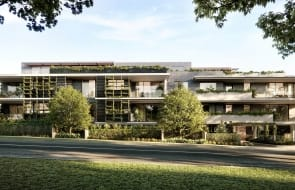 The Springfield, a vision for the future of Toorak living