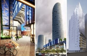 Further Fishermans Bend projects revealed