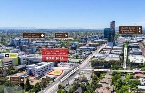 Mont Albert's premier development site goes to market
