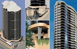 Dual purpose on Broadbeach; Gold Coast's latest tower unveiled