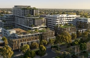 Construction begins on Monash's second major mixed-use development
