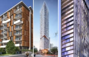 Three major approvals spur City of Parramatta's construction boom