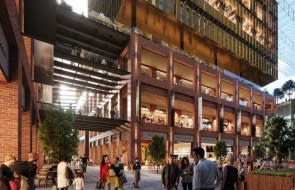 South Yarra's Jam Factory redevelopment a public realm bonanza