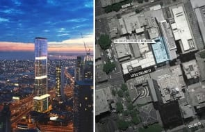 C270 on show: the case studies of 42 Moray Street and 130 Little Collins Street