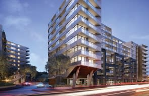 Park House adds to the Victoria Gardens precinct
