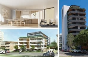 Developers tap into Cronulla's high-end apartment demand