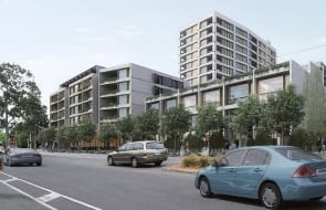 Moreland poised to reject JWLand's Brunswick apartment proposal; VCAT awaits