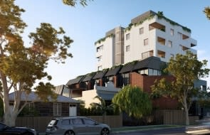 Milieu Property moves on Lygon Street's established apartment strip