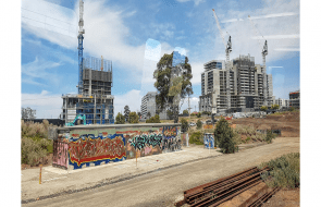 River One construction update