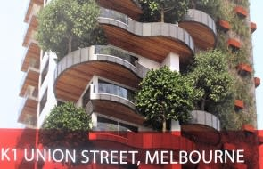 Designed to 'Inspiire' - K1 Union Street, Melbourne