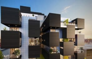 The Buckley - Raising the bar for apartment living