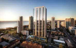Little Projects' $210m Signature Broadbeach development management rights for sale
