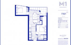 M-City floor plans