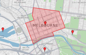 Melbourne CBD on course to be the most densely populated area in Australia