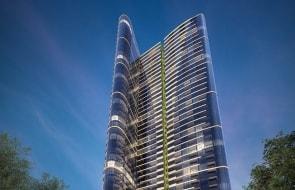 Melbourne Quarter height