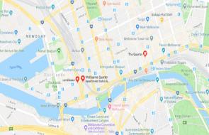 Melbourne Quarter location