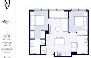 Melbourne Village floor plans