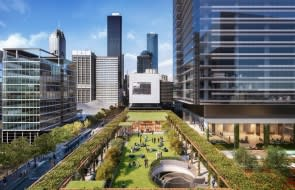 Lendlease buys $250m Melbourne Quarter tower
