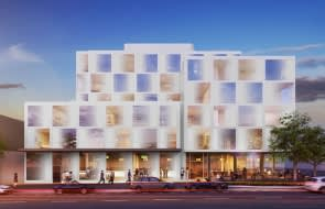 Perri Projects diversify into the hotel sector