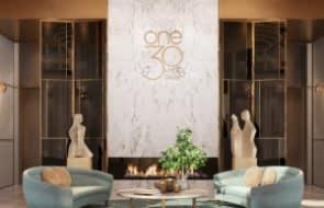Luxury development begins to take shape