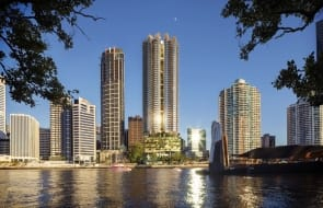 Probuild to Design and Construct Brisbane's $370M 443 Queen Street